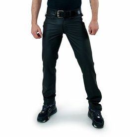 RoB F-Wear Full Zip Jeans, Double Black Stripes