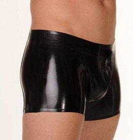 RoB Rubber Full Zip Shorts