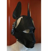 Full Rubber Dog Mask