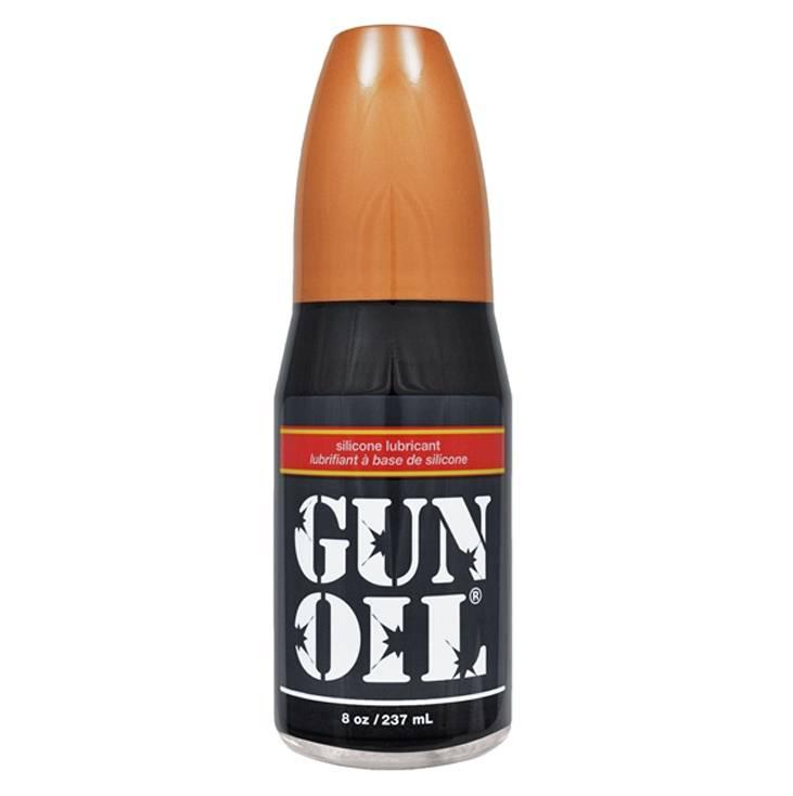 Gun Oil Gun Oil Silicone Lubricant 237 ml