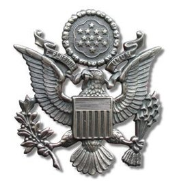 Metal Patch USAF