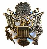 Metal Patch USAF Messing