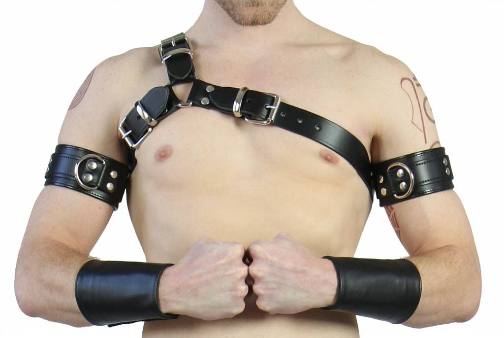 RoB 3 Buckle Shoulder Harness