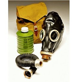 Russian Gasmask Set