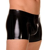 RoB Rubber Shorts with double Black Stripes