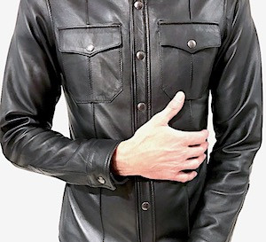 RoB Long Sleeved Police Shirt
