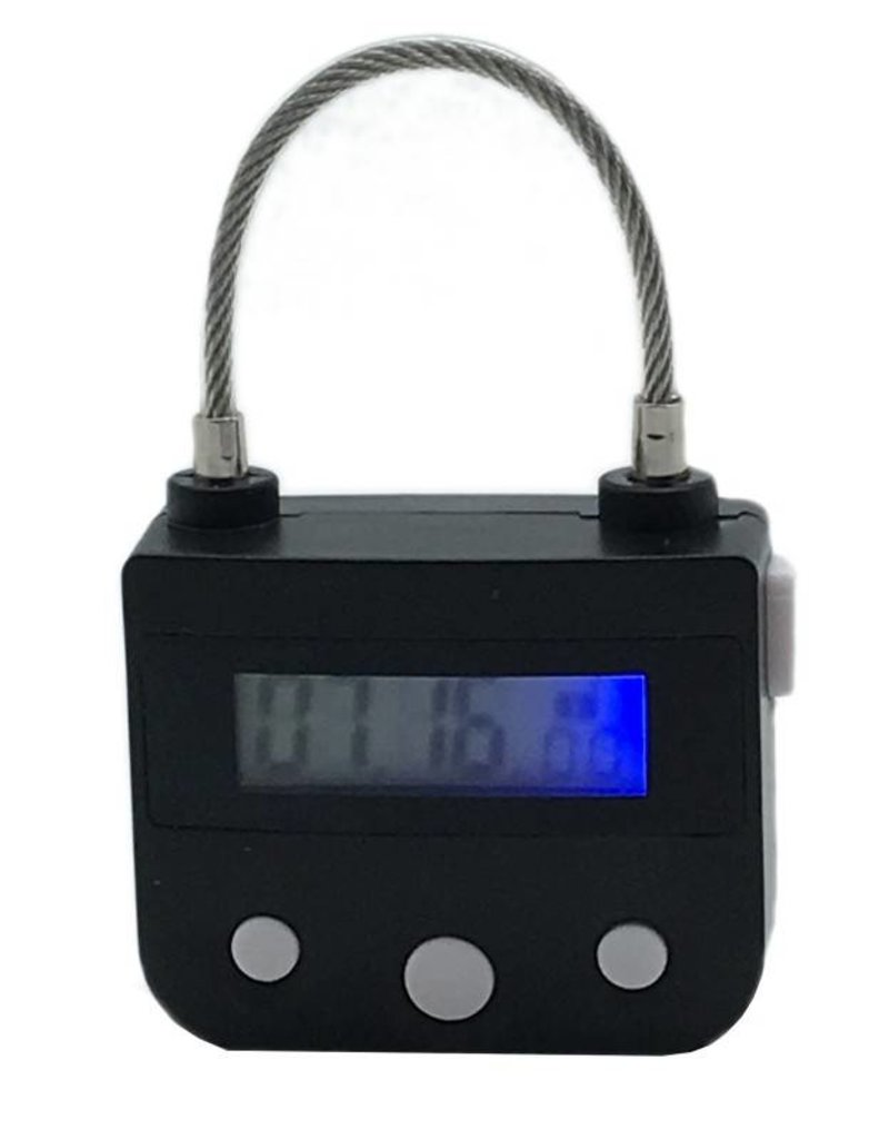 Cockpik Timer Lock