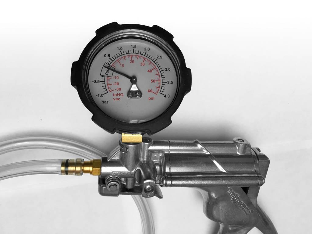 Aluminium Vakuum Pumpe