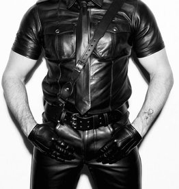 RoB Leather Shirt