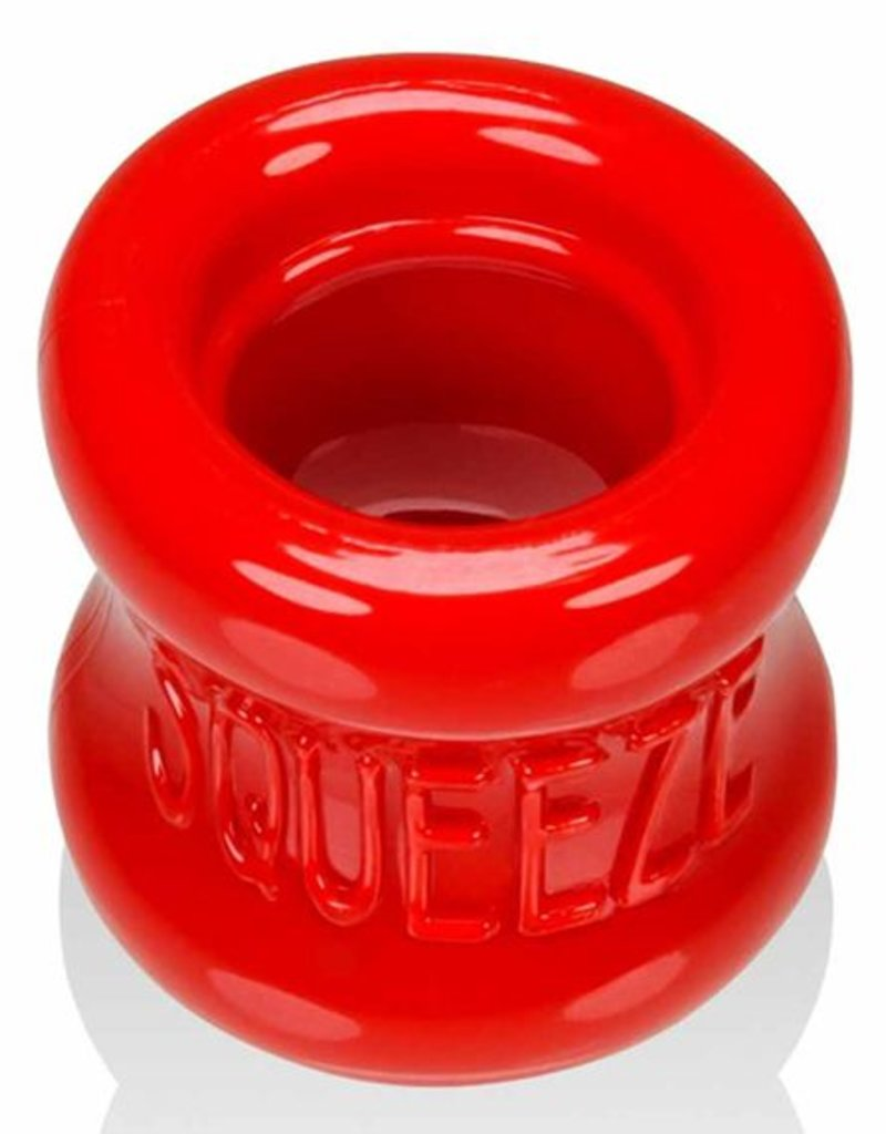 Oxballs Squeeze Ballstretcher red