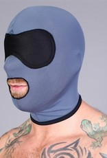 CellBlock 13 Riot Small Mouth Hood Grey/Black
