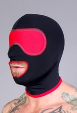 CellBlock 13 Riot Small Mouth Hood Black/Red