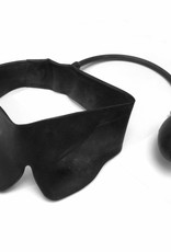 Rubber Inflatable Blindfold