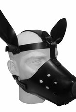 Rubber Dogmask