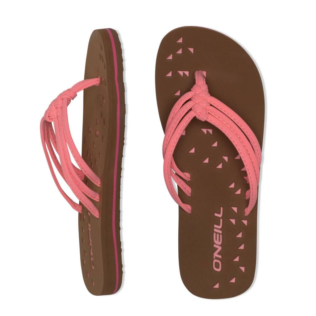 O'neill girls meira flip flop pink