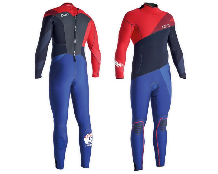 Ion wetsuit strike select 5/5 2015