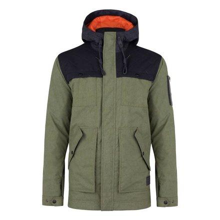 O'neill ski-jacket utility green