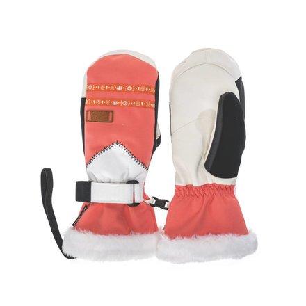 Picture ladies esquimo ski gloves white