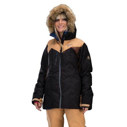 Picture ladies fly ski-jacket black
