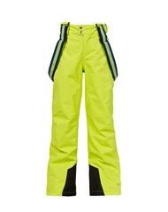 Protest kids skiskibroek bork green