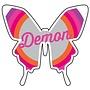 Demon butterfly stomp