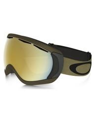 Oakley ski goggle canopy copper - 24k iridium