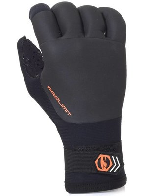 Prolimit Gloves Curved Finger Long Cut