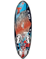 Tabou windsurfboard - manta team 2016