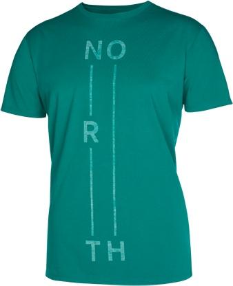 North-Kiteboarding t-shirt emboss