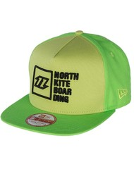 North new era cap - logo