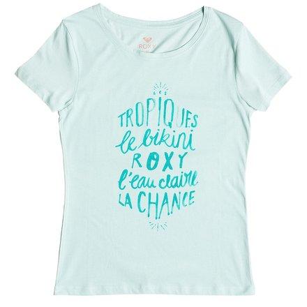 Roxy ladies crew tropique t-shirt