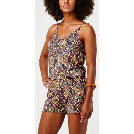 O'neill ladies paisley playsuit