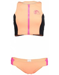 O'neill ladies neoswim crop bikini