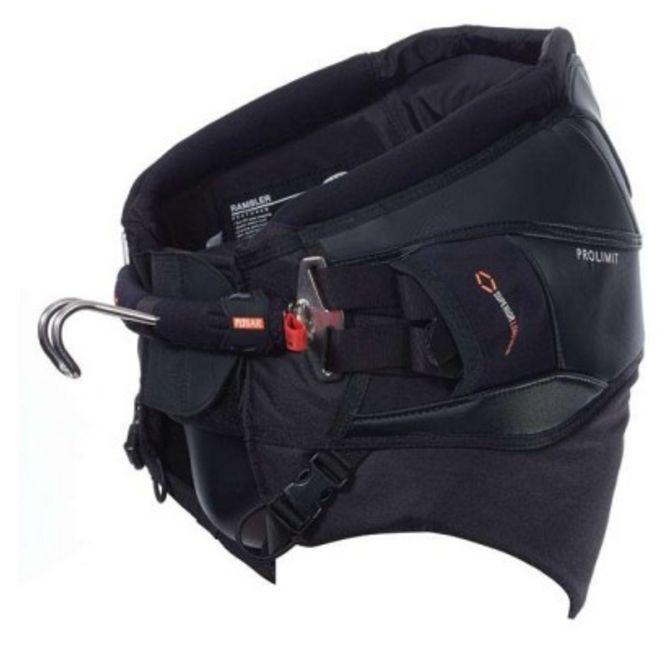 Prolimit rambler harness 2016 - gunmetal/black