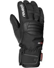 Reusch connor r-tex skihandschoenen zwart