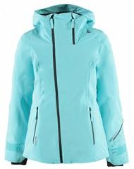 Brunotti javi dames ski-jas blauw