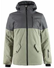 Brunotti mantova ski-jacket gray