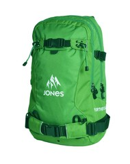 Jones rugzak further 24l green