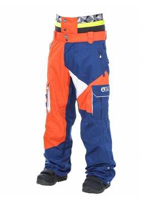 Picture Styler Pant Orange Dark