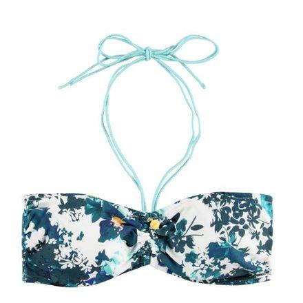 Brunotti ladies adella bikini top - blue