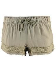 Brunotti dames bubble shorts - bruin