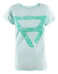 Brunotti dames aruana t-shirt - blauw