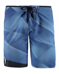 Brunotti voyage boardshort - blauw