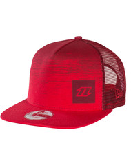 North new era cap fifty fade - red