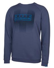 North-Kiteboarding sweater amplify - zwart