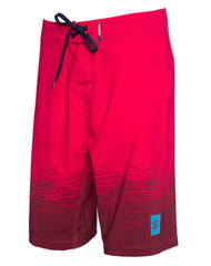 North-Kiteboarding boardies north - rood
