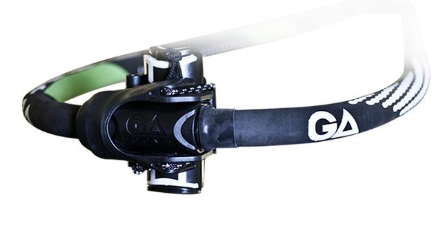 GA-Sails green line mono