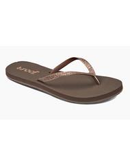 Reef dames slipper stargazer sassy bronze