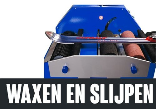 Ski -Snowboard waxen en slijpen