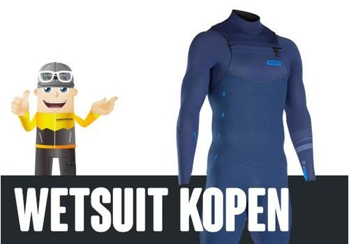Buying a wetsuit